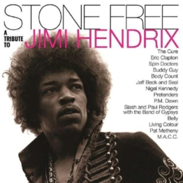 Various-Stone Free-A Tribute To Jimi Hend - Music On V Movlp 1313 - (Vinyl (LP´s) / Allgemein...