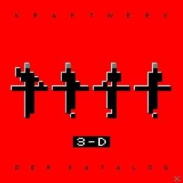 3-D: Der Katalog - Deutsche Version [Vinyl LP] (Kraftwerk)