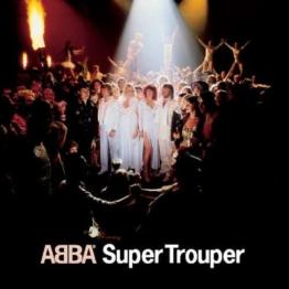 Abba-Super Trouper (Vinyl) - Polydor 2734653 - (Vinyl / Allgemein (Vinyl))