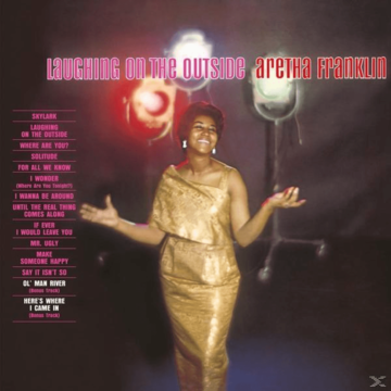 Aretha Franklin - Laughing On The Outside - (Vinyl)