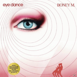 Boney M. - Eye Dance (1985) - (Vinyl)