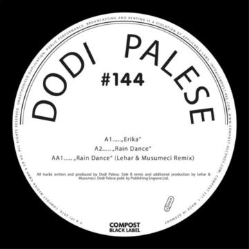 Dodi Palese - Erika/Rain Dance EP - (Vinyl)