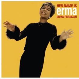 Erma Franklin - Her Name Is Erma - (Vinyl)