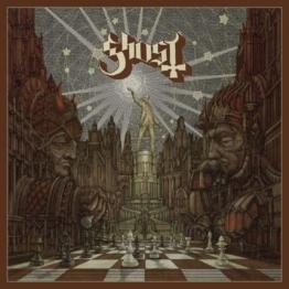 Ghost-Popestar (Vinyl Ep) - Spinefarm 7200604 - (Vinyl / Pop (Vinyl))