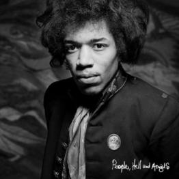 Hendrix,Jimi-People,Hell & Angels - Col 88765442851 - (Vinyl (LP´s) / Allgemein (Vinyl))