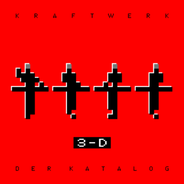 Kraftwerk - 3-D Der Katalog (Deluxe Vinyl Box Set-Ger.Language) - (LP + Download)