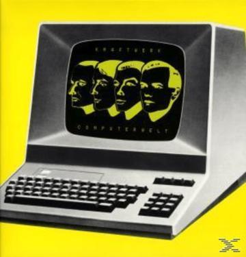 Kraftwerk - Computerwelt (Remaster) - (Vinyl)