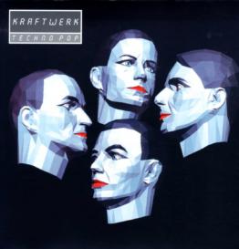 Kraftwerk - Techno Pop (Remaster) - (Vinyl)
