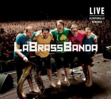 LaBrassBanda-Live Olympiahalle München - Rca Local 88875195221 - (Vinyl (LP´s) / Allgeme...