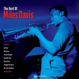 Miles Davis - Best Of (rotes Vinyl) - (Vinyl)