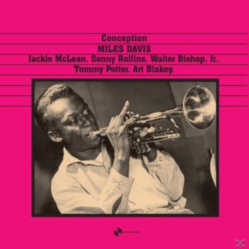 Miles Davis - Conception (180g Vinyl) - (Vinyl)