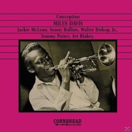 Miles Davis - Conception - (Vinyl)