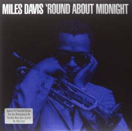 Miles Davis, Davis New Quintet Miles - ´round About Midnight - (Vinyl)