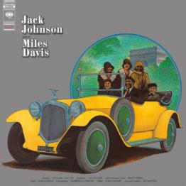 Miles Davis - JACK JOHNSON - (Vinyl)