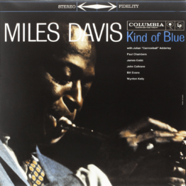 Miles Davis - Kind of blue - (Vinyl)