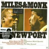 Miles Davis - Miles & Monk At Newport =Mono= - (Vinyl)