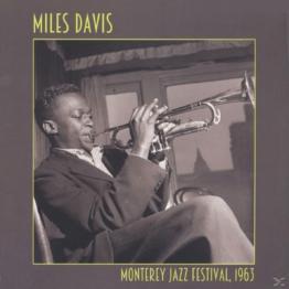 Miles Davis - Monterey Jazz Festival 1963 - (Vinyl)