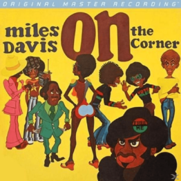Miles Davis - On The Corner - (Vinyl)