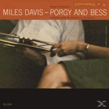 Miles Davis - Porgy & Bess =Mono= - (Vinyl)