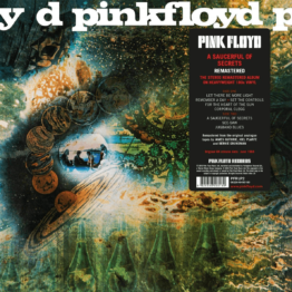 Pink Floyd - A Saucerful Of Secrets - (Vinyl)