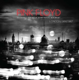 Pink Floyd-London 1966/1967 - Kscope 1089281Ksc - (Vinyl / Pop (Vinyl))