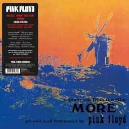 Pink Floyd - More - (Vinyl)
