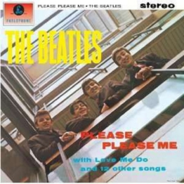 Please Please Me (remastered) (180g) - Apple 3824161 - (Vinyl / Pop (Vinyl))