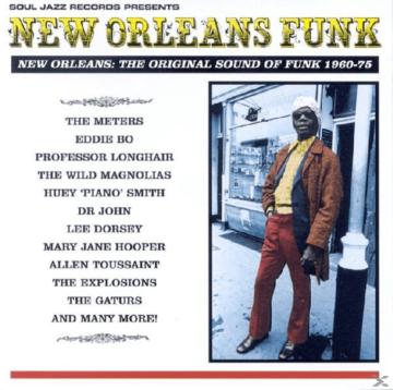 SOUL JAZZ RECORDS PRESENTS/VARIOUS - New Orleans Funk - (Vinyl)
