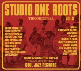 SOUL JAZZ RECORDS PRESENTS/VARIOUS - STUDIO ONE ROOTS 3 - (Vinyl)