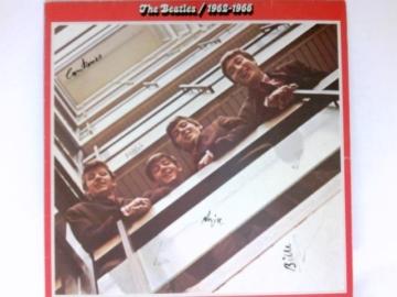 The Beatles 1962-1966 / 2 Vinyls Doppel-LP :