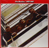 The Beatles - 1962-1966 ´´red´´ (Remastered 2 Lp) - (Vinyl)