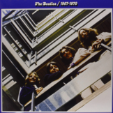 The Beatles - 1967-1970 ´´blue´´ (Remastered 2 Lp) - (Vinyl)