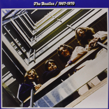 The Beatles - 1967-1970 ´´blue´´ (Remastered 2 Lp) - (Vinyl)