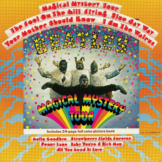 The Beatles - Magical Mystery Tour (LP, Mono) - (Vinyl)