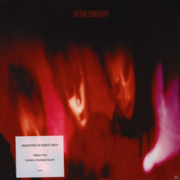 The Cure - Pornography (LP) - (Vinyl)