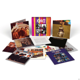 The Kinks - The Mono Collection - (Vinyl)