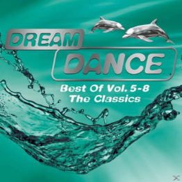 VARIOUS - Best Of Dream Dance Vol.5-8 - (Vinyl)