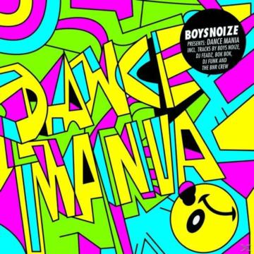 VARIOUS - Boysnoize Pres. A Tribute To Dance Mania - (Vinyl)