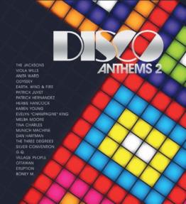 VARIOUS - Disco Anthems 2 - (Vinyl)