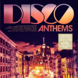 VARIOUS - DISCO ANTHEMS - (Vinyl)
