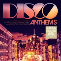 VARIOUS - DISCO ANTHEMS - (Vinyl)