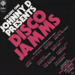 VARIOUS - Disco Jamms (Volume One) - (Vinyl)