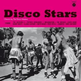 VARIOUS - Disco Stars - (Vinyl)