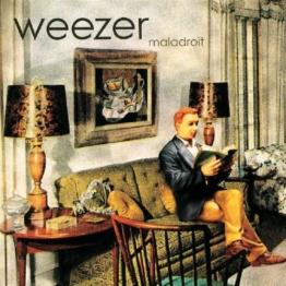 Weezer-Maladroit (Vinyl) - Geffen 4794543 - (Vinyl / Pop (Vinyl))