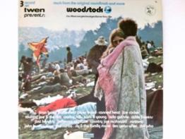 Woodstock / 3 Vinyls LPs :