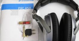 Sennheiser PXC 450 Kopfhörer