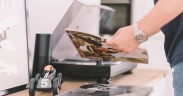 Schallplatten im Internet kaufen: Worauf achten?
